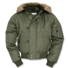 Куртка Mil-Tec N2B Аляска oliv