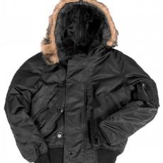 Куртка Mil-Tec N2B Аляска black