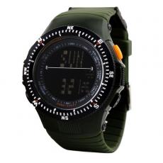 Чоловічий годинник Skmei 0989 OLIV
