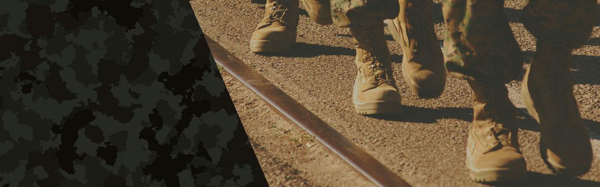 Армійське взуття
